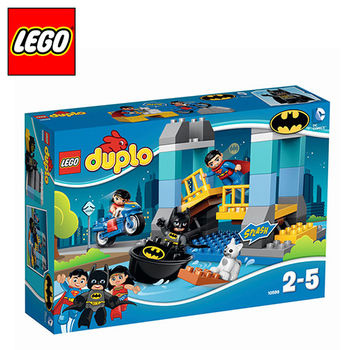 樂高【LEGO】得寶系列 L10599 蝙蝠俠冒險