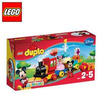 樂高~LEGO~得寶系列 L10597 米奇和米妮的生日巡遊典禮