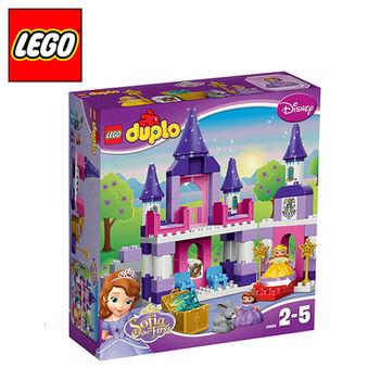 樂高【LEGO】得寶系列 L10595 小公主蘇菲R皇家城堡