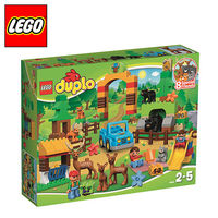 樂高~LEGO~得寶系列 L10584 森林公園
