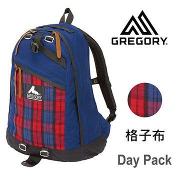 【美國Gregory】Day Pack日系休閒後背包22L-格子布