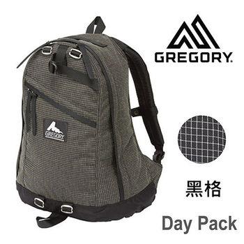 【美國Gregory】Day Pack日系休閒後背包22L-黑格
