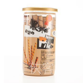 【黑師傅】捲心酥-花生口味 3罐組