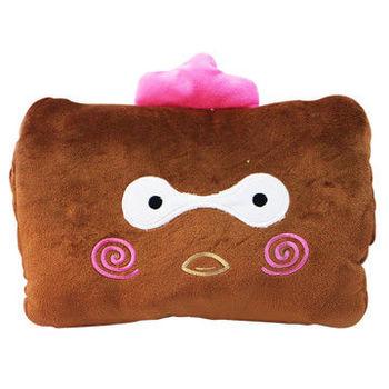 【ROSE】多功能可愛造型枕(小靠枕 午休枕 暖手枕) 咕咕雞