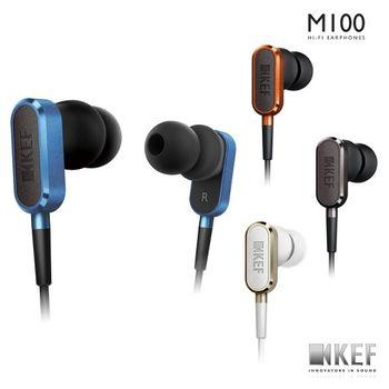 英國 KEF M100 Hi-Fi耳道式耳機