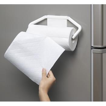 日本LEC磁吸式捲筒紙巾架
