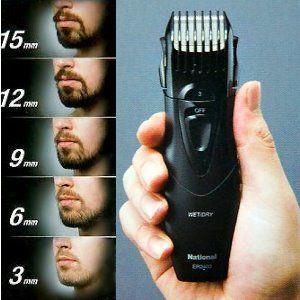 Men`S Grooming可水洗輕巧型修鬍修鬢角理髮器ER2403