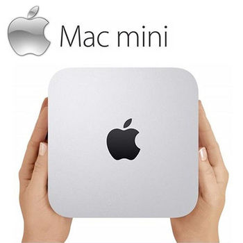 【Apple】Mac mini 4G 500G i5雙核心1.4GHz 電腦 (MGEM2TA)