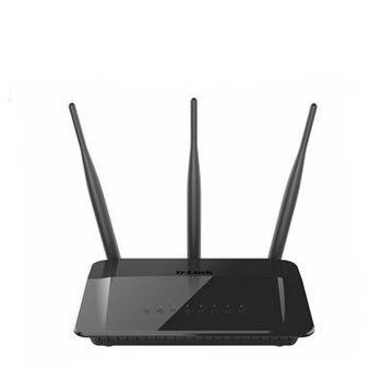 【D-Link 友訊】 DIR-809 Wireless AC750 雙頻無線路由器