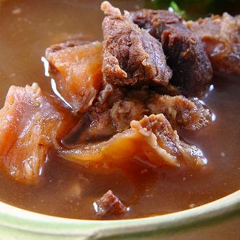 【金門良金牧場】高粱牛肉爐3包(紅燒1+清燉1+麻辣牛三寶1)