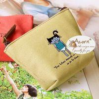 ~Acorn ^#42 橡果~韓風 動物家族鑰匙包零錢包0111 ^#40 兩個一組 ^#