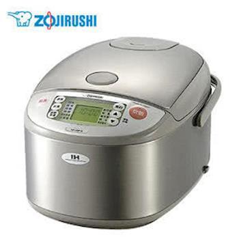 『ZOJIRUSHI 』☆象印6人份IH多機能黑金鋼電子鍋 NP-HBF10