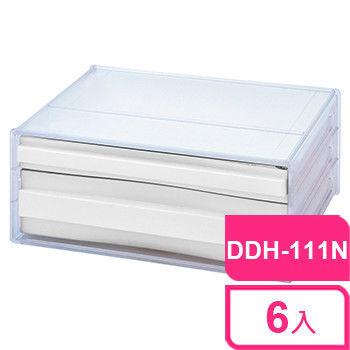 【i-max】樹德SHUTER A4資料櫃DDH-111N  6入