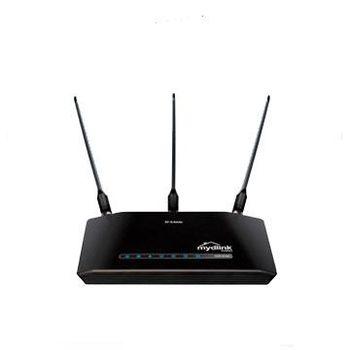 【D-LINK 友訊】 DIR-619L 300Mbps無線寬頻路由器
