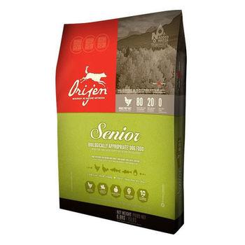 【Orijen】渴望 高齡犬低卡 野牧鮮雞+鮮魚配方 犬糧 1.2公斤 X 1包