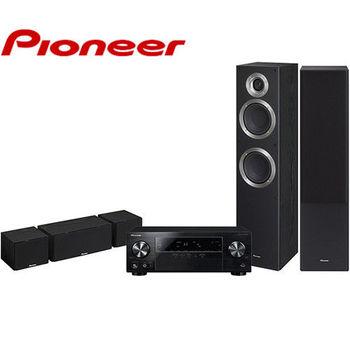 送行動電源《PIONEER先鋒》柏林愛樂家庭劇院 VSX-524-K + S-ES21