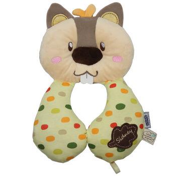 Lucky Baby 旅行護頸枕-土撥鼠Sindery(辛得里)