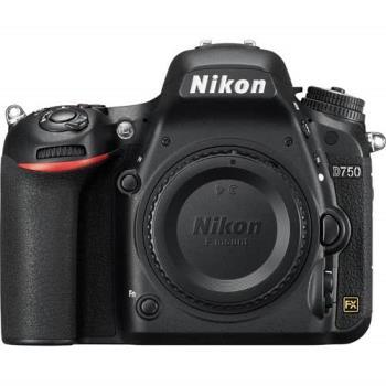 [64G+原電組]【Nikon】 D750 單機身(公司貨)
