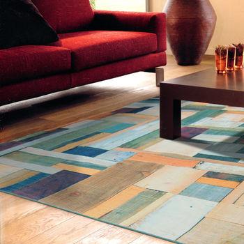 【范登伯格】真愛栩栩如生絲質地毯-層映-150x230cm