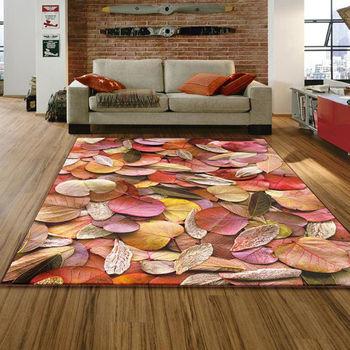 【范登伯格】真愛栩栩如生絲質地毯-花瓣-150x230cm