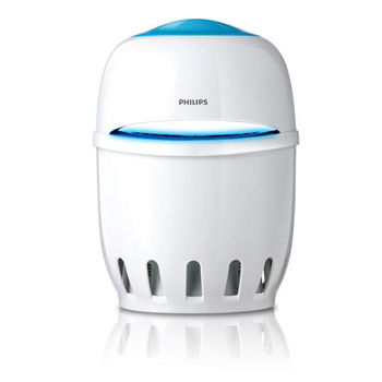 《飛利浦》22W吸入式捕蚊燈F600W(白)/B(藍)