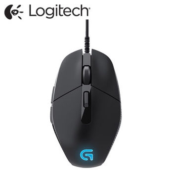 【Logitech 羅技】G302 MOBA 電競遊戲滑鼠