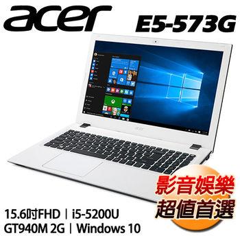 ACER 宏碁 E5-573G-52NR 15.6吋FHD i5-5200U 獨顯NV940 2G Win10超值筆電