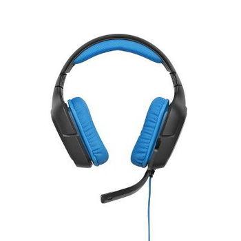 【Logitech 羅技】G430環繞音效遊戲耳機麥克風