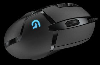 【Logitech 羅技】 G402 高速追蹤遊戲滑鼠