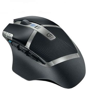 【Logitech 羅技】G602 無線遊戲滑鼠