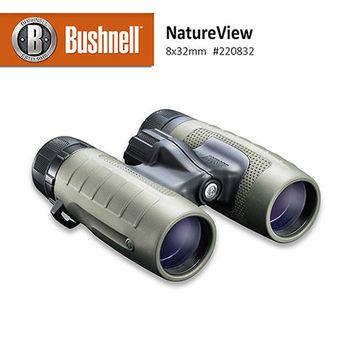【美國 Bushnell 倍視能】NatureView自然系列 8x32mm 中型防水雙筒望遠鏡 #220832 (公司貨)