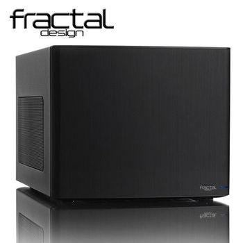 【Fractal Design】Node 304 多媒體/HTPC 機殼 (永夜黑)