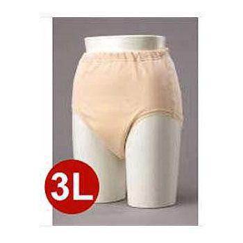 《樂齡》 【NISHIKI】女用彈性腰圍安心褲-150cc 輕失禁適用 (3L大尺寸)