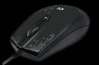 【Logitech 羅技】G90 電競滑鼠