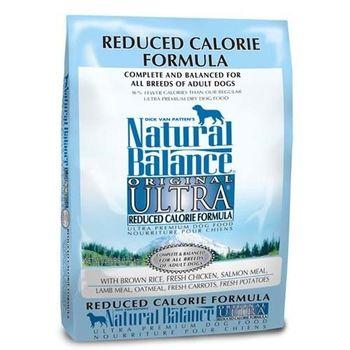 【Natural Balance】特級成犬低卡專用配方 5磅 X 1包