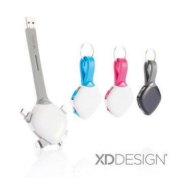 XD-Design Quatro 4in1充電線