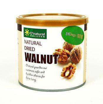 《Onatural 歐納丘》 天然特級核桃(150g*6罐)