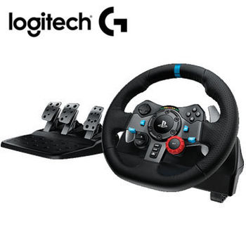 【Logitech 羅技】 Driving force G29賽車方向盤