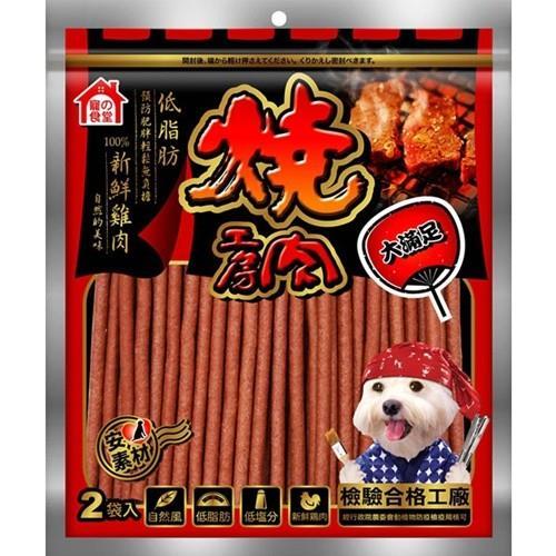 燒肉工房零食 09香濃鮮美雞風味棒360G X 1包