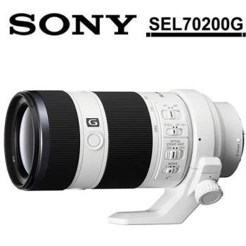 SONY FE 70-200mm F4 G OSS (SEL70200G) 望遠變焦鏡頭(公司貨)