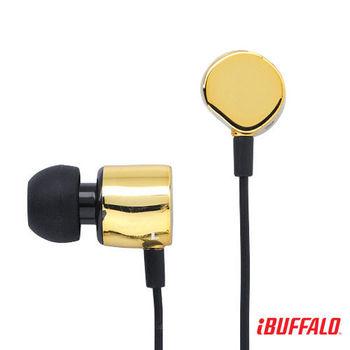 Buffalo 15系列 HIPHOP 高音質耳機(金)