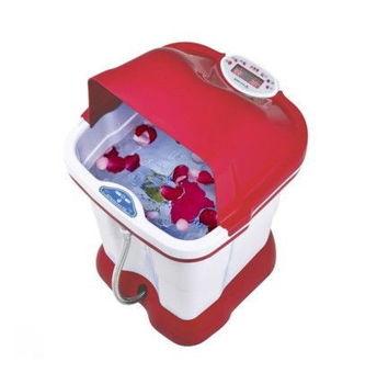 《買就送》【勳風】尊榮紅寶級超高桶泡腳機HF-3759