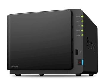 【Synology 群暉】 DS415play 4Bay網路儲存伺服器
