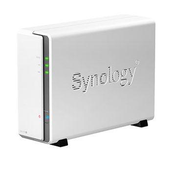 【Synology 群暉】 DS115j 1Bay網路儲存伺服器