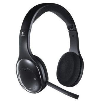 【Logitech 羅技】無線耳機麥克風 H800