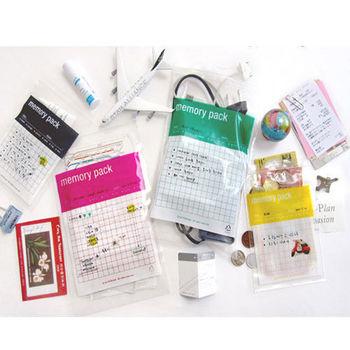 【iSFun】旅行專用*英文分類 收納整理袋23入組