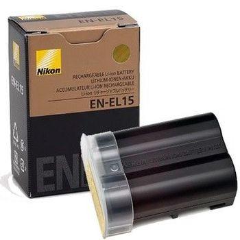 Nikon EN-EL15原廠鋰電池 盒裝