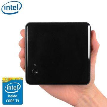 組合品-【INTEL】NUC BOXDN2820FYKH0 迷你準系統電腦 Celeron N2820/4G RAM/128G SSD