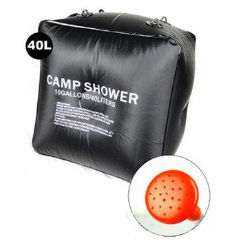 【買達人】戶外淋浴儲水兩用水袋 40L
