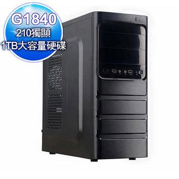 華碩平台【十六夜斬】 intel雙核 210獨顯 大容量燒錄硬碟